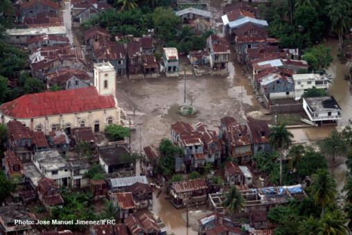 Photo credit: Jose Manuel Jimenez/IFRC